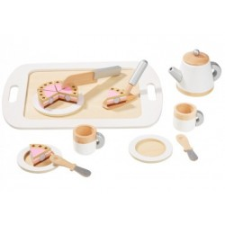 Kinder Kaffeeservice / Teeservice aus Holz
