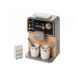 Howa Kaffeemaschine aus Holz incl.7 tlg. Zubehör