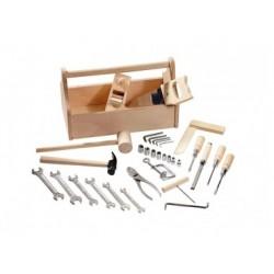 Kinder - Werkzeugkiste mit Werkzeug
