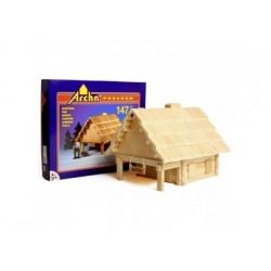 Holzbaukasten - Wirtshaus