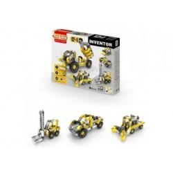 Baukasten Engino Inventor 12 Modelle Industrie Fahrzeuge