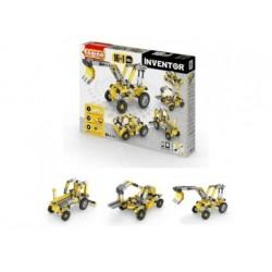 Baukasten Engino Inventor 16 Modelle Industrie Fahrzeuge