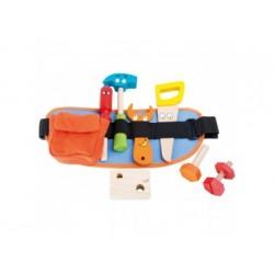 Werkzeuggürtel für Kinder - Baumeister
