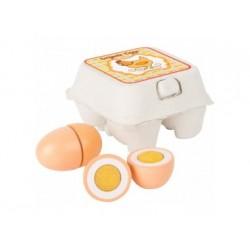 Holz-Eier Kaufladen-Spielküche Zubehör