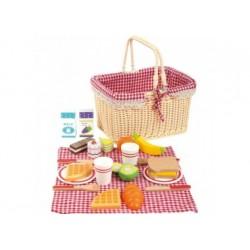 Picknickkorb für Kinder - Frühstück small foot