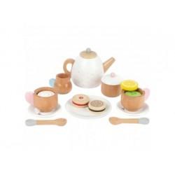 Teeservice für Kinder aus Holz