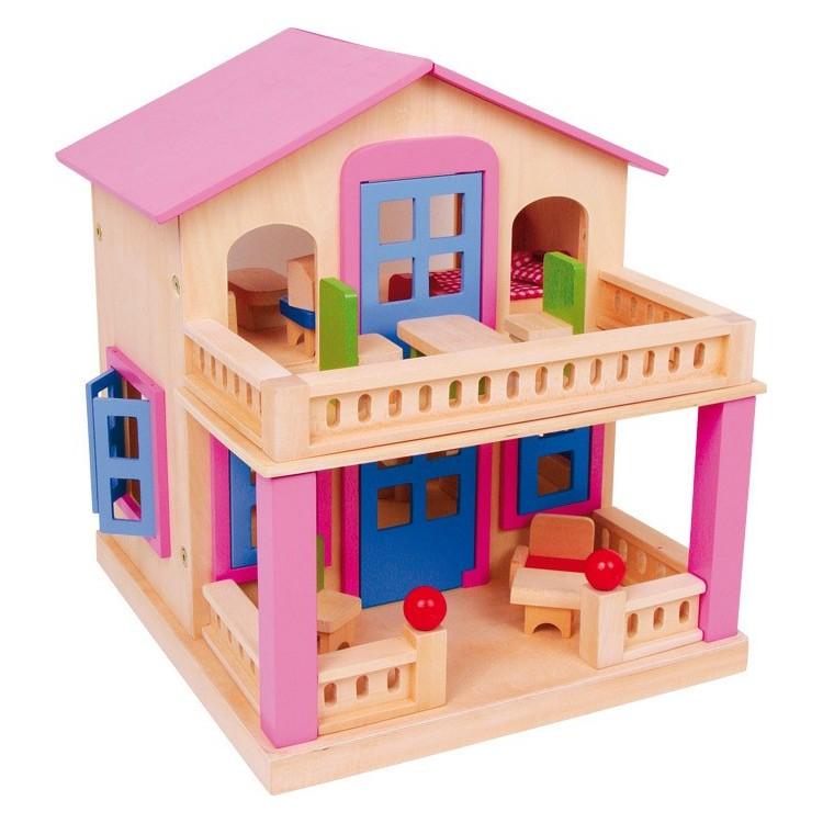 Puppenhaus - Clara