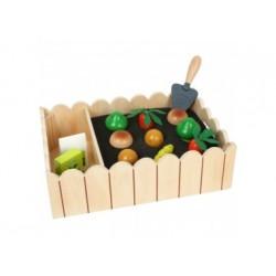 Gemüsegarten - Spielset