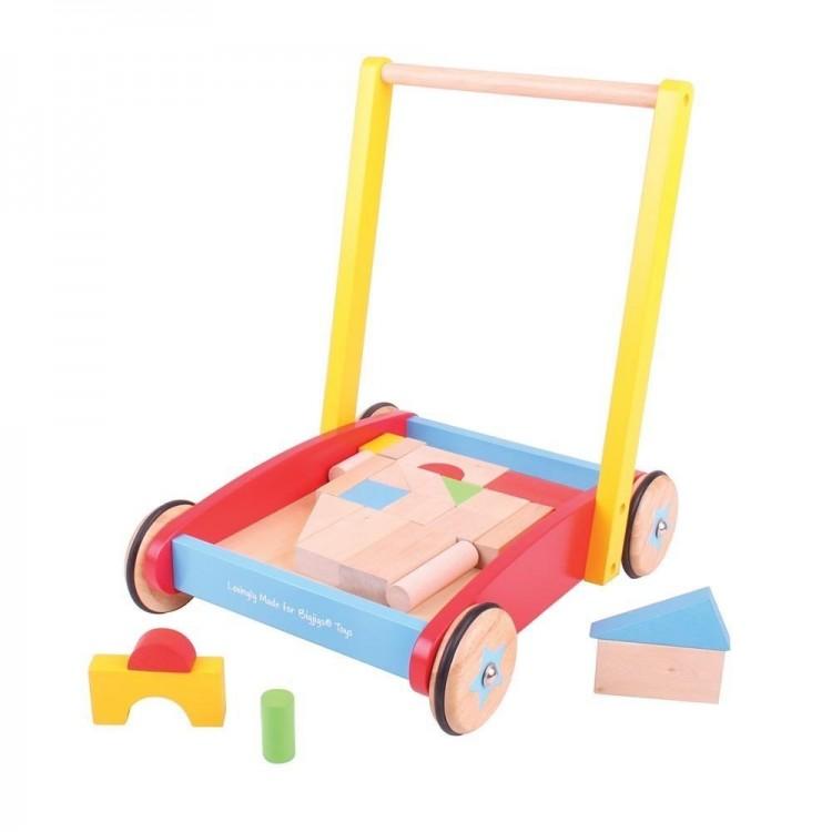 Lauflernwagen - Bigjigs Toys
